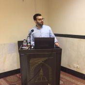 مهرزاد شکوریان، فارغ التحصیل  کارشناسی ارشد شیمی تجزیه دانشگاه تربیت مدرس